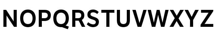 LFT Etica SemiBold Font UPPERCASE