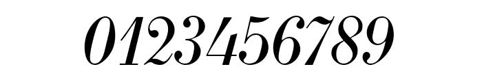 LTC Bodoni 175 Italic Font OTHER CHARS