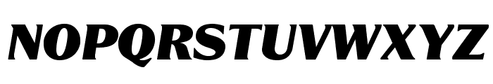 LTC Globe Gothic Bold Italic Font UPPERCASE