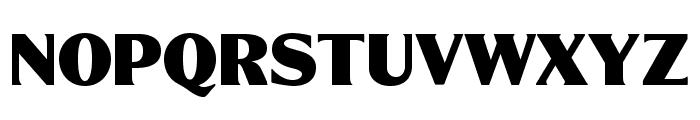 LTC Globe Gothic Bold Font UPPERCASE