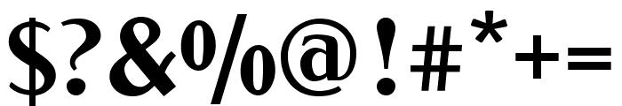 LTC Globe Gothic Regular Font OTHER CHARS