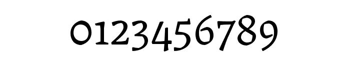 Landa Regular Font OTHER CHARS