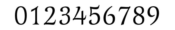 Latienne Pro Regular Font OTHER CHARS