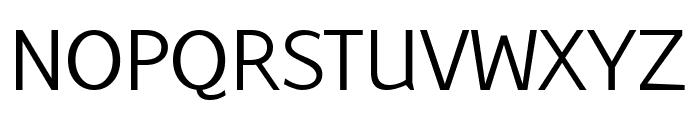 Latinaires Regular Font UPPERCASE