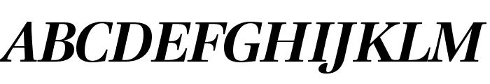 Lavigne Text Bold Italic Font UPPERCASE