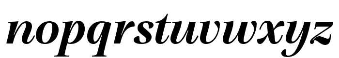 Lavigne Text Bold Italic Font LOWERCASE