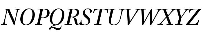 Lavigne Text Regular Italic Font UPPERCASE