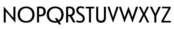 Le Havre Rounded Regular Font UPPERCASE