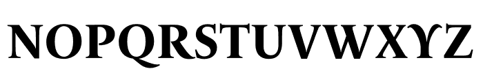 Le Monde Livre Cla Std Bold Font UPPERCASE