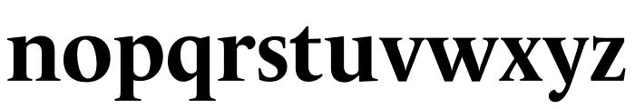 Le Monde Livre Cla Std Bold Font LOWERCASE