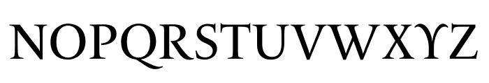 Le Monde Livre Cla Std Regular Font UPPERCASE