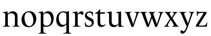 Le Monde Livre Cla Std Regular Font LOWERCASE
