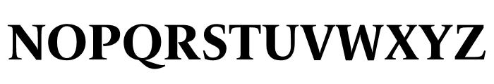 Le Monde Livre Std Bold Font UPPERCASE