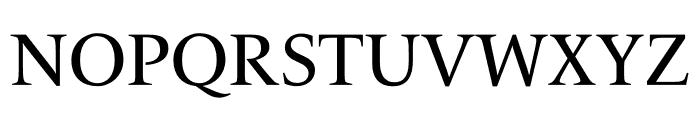 Le Monde Livre Std Regular Font UPPERCASE