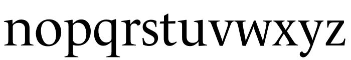 Le Monde Livre Std Regular Font LOWERCASE