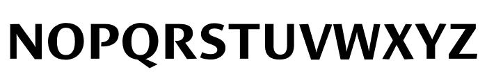 Le Monde Sans Std Bold Font UPPERCASE