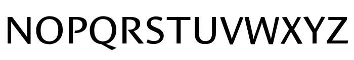 Le Monde Sans Std Regular Font UPPERCASE