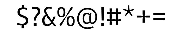 Lipa Agate High Nar Regular Font OTHER CHARS