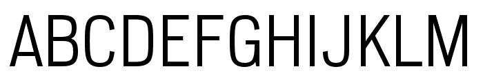 Lorimer No 2 Light Font UPPERCASE
