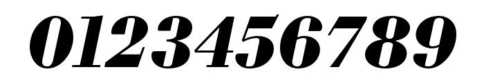 Louvette Deck Black Italic Font OTHER CHARS
