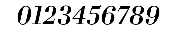 Louvette Deck Semi Bold Italic Font OTHER CHARS