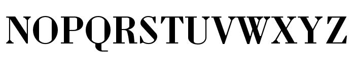 Louvette Deck Semi Bold Font UPPERCASE
