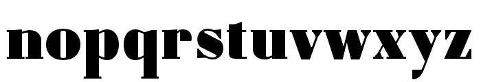 Louvette Deck Ultra Font LOWERCASE