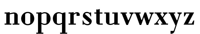 Louvette Text Bold Italic Font LOWERCASE
