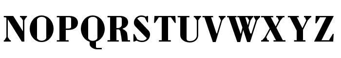 Louvette Text Bold Font UPPERCASE