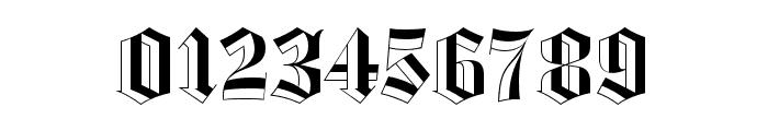 Luke Medium100 Font OTHER CHARS