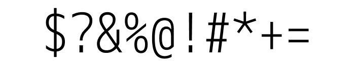 M+ 1m Light Font OTHER CHARS