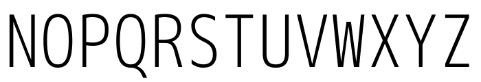 M+ 1m Light Font UPPERCASE