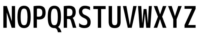 M+ 1m Medium Font UPPERCASE