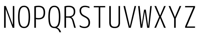 M+ 1mn Light Font UPPERCASE