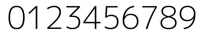 M+ 1p Light Font OTHER CHARS