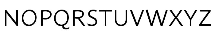 Macho Regular Font UPPERCASE