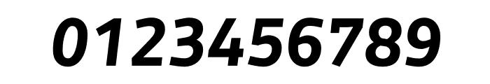 MachoModular Bold Italic Font OTHER CHARS