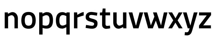 MachoModular Medium Font LOWERCASE