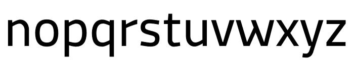 MachoModular Regular Font LOWERCASE