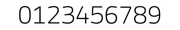 MachoModular Thin Font OTHER CHARS