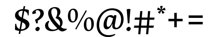 Maecenas UltraBold Font OTHER CHARS