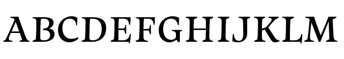 Maecenas UltraBold Font UPPERCASE