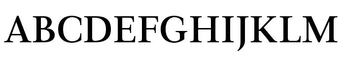 Magneta Condensed SemiBold Font UPPERCASE