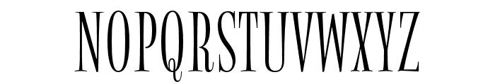 Magnolia MVB Regular Font LOWERCASE
