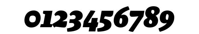 Malaga Narrow OTCE Black Italic Font OTHER CHARS