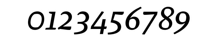 Malaga Narrow OTCE Reg Italic Font OTHER CHARS