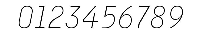 Margin MVB Extra Light Italic Font OTHER CHARS