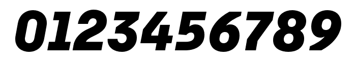 Margin MVB Heavy Italic Font OTHER CHARS