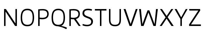 Marine Italic Font UPPERCASE