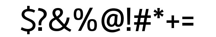Marine Oblicua Font OTHER CHARS